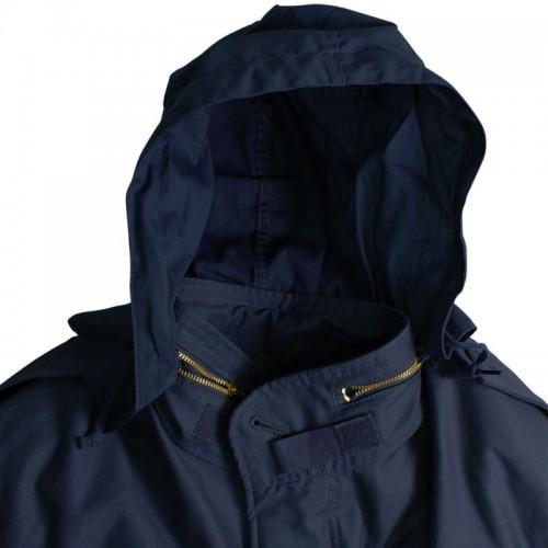 Alpha Industries M65 field jacket usa navy LONG JOHN (2)