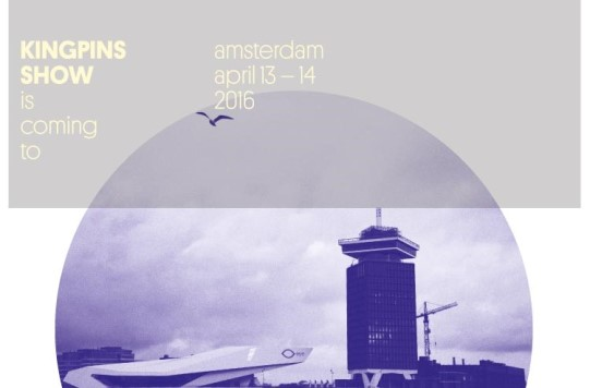 Amsterdam kingpins fair beurs long john blog april 2016