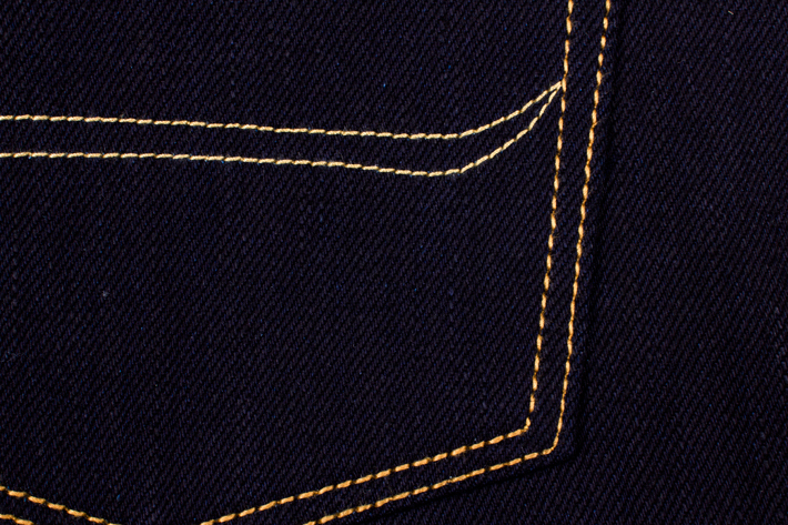 BDD-006 dark tone long john blog lennaert nijgh amsterdam benzak denim developers developer japan fabric spijkerbroek blauw blue ongewassen unwashed selvage selvedge zelfkant redline  (3)
