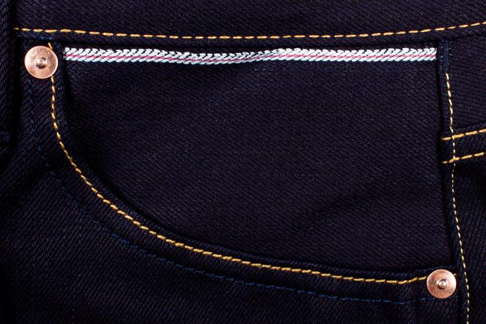 BDD-006 dark tone long john blog lennaert nijgh amsterdam benzak denim developers developer japan fabric spijkerbroek blauw blue ongewassen unwashed selvage selvedge zelfkant redline  (6)