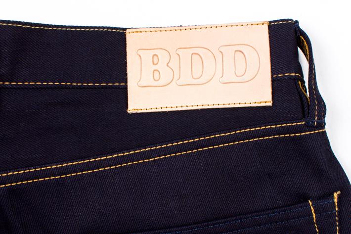 BDD-006 dark tone long john blog lennaert nijgh amsterdam benzak denim developers developer japan fabric spijkerbroek blauw blue ongewassen unwashed selvage selvedge zelfkant redline  (7)