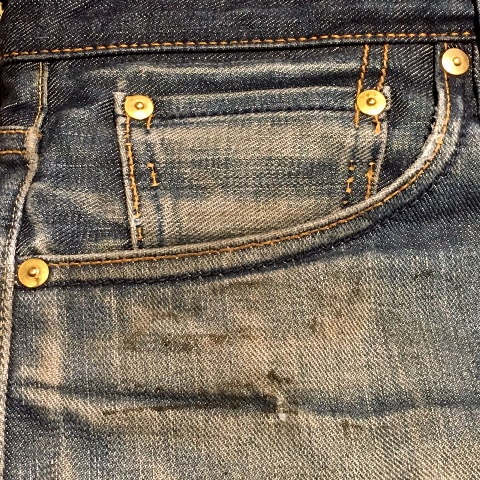 BDD-016 -- worn 15 months, washed 1 time (this is just after the wash long john blog denim jeans blue indigo lennaert nijgh benzak denim developers robin batens (6)