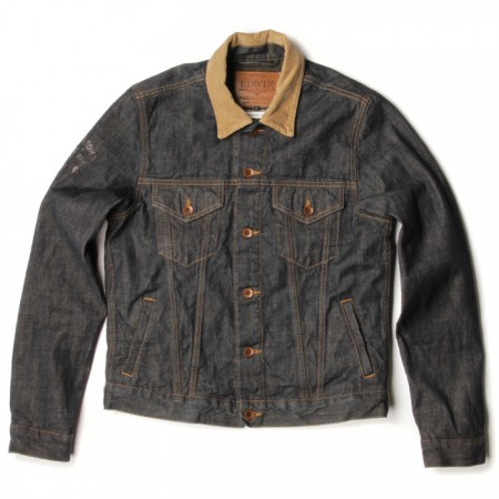 Blitz motorcycle Edwin jeans denim shirts sweat collab products vintage LONG JOHN (3)