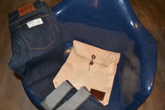 Blue Blanket Jeans denim Antonio di Battista Get Lost srl Italy Pescara authentic brand LONG JOHN Men's File archive book (1)