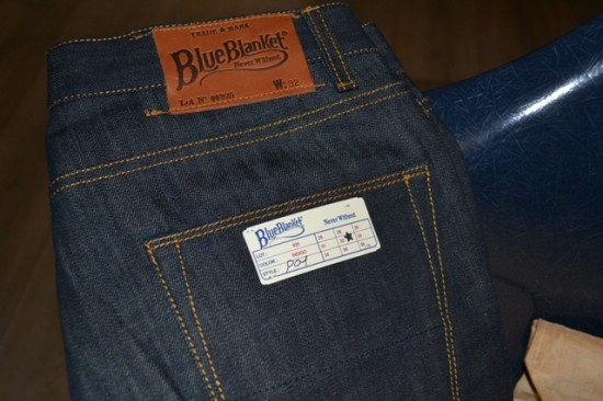 Blue Blanket Jeans denim Antonio di Battista Get Lost srl Italy Pescara authentic brand LONG JOHN Men's File archive book (12)