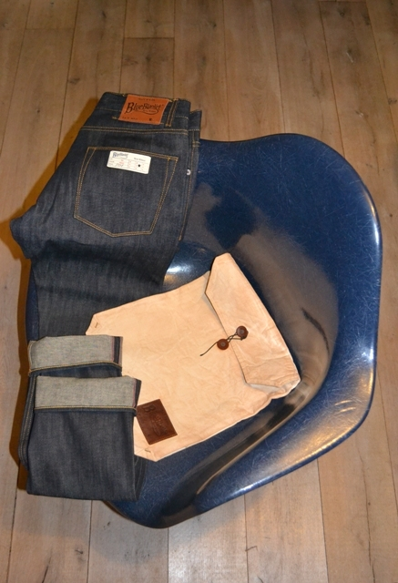 Blue Blanket Jeans denim Antonio di Battista Get Lost srl Italy Pescara authentic brand LONG JOHN Men's File archive book (14)