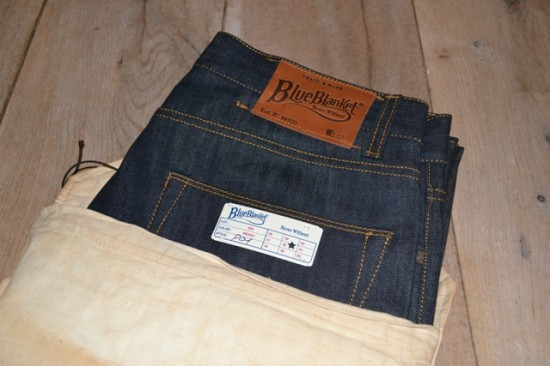 Blue Blanket Jeans denim Antonio di Battista Get Lost srl Italy Pescara authentic brand LONG JOHN Men's File archive book (7)