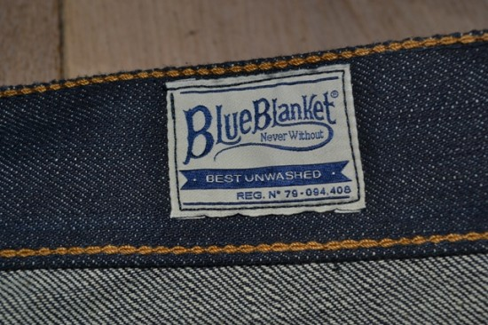 Blue Blanket Jeans denim Antonio di Battista Get Lost srl Italy Pescara authentic brand LONG JOHN Men's File archive book (9)