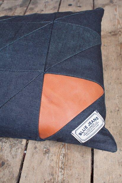 Blue Jeans Company Java Patch Pillow denim jeans LONG JOHN (2)