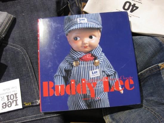 Lee Jeans Buddy Lee Buddy Lee Jeans Book