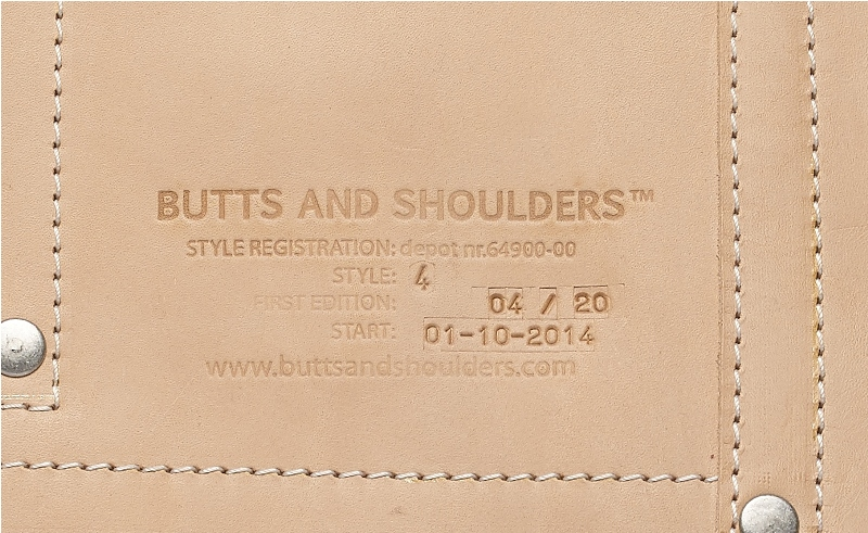 Butts and Shoulders X Beerze Beer Collab bier long john blog wouter munnichs eindhoven holland nl beer bottle opener limit edition natural tanned leather(15)