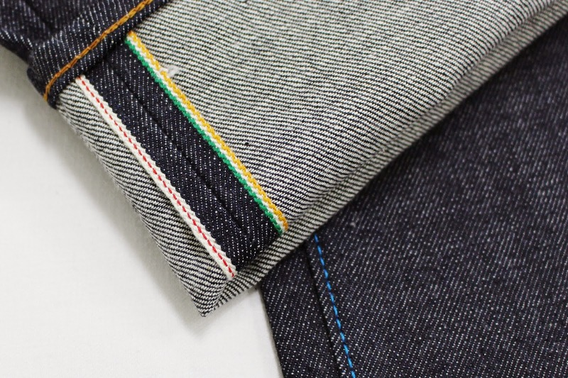 """Cote d'Ivoire Cotton Jeans"""" in  their denim brand """"JAPAN BLUE JEANS long john blog blue selvage 2014 selvedge rigid raw unwashed project (4)"""