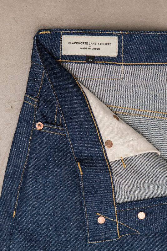 E5-Relaxed-Tapered-Jean-14_5-oz-Organic-Patch-Pocket-Cuff-blackhorselane blackhorse longjohn uk england selvage selvedge (4)
