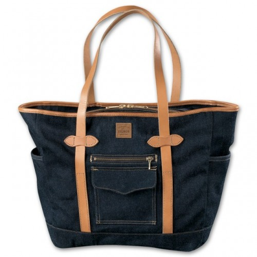 Filson Bags Japanese denim jeans LONG JOHN (3)