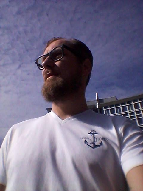 Frank Beckmann long john blog shirt tshirt wear it with pride summer 2014 anchor for success navy sea blue jeans denim cool limited edition mr hope