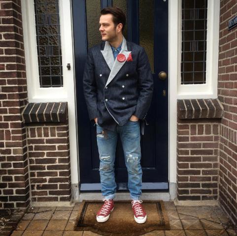 Jerry van Vorstenbos lvc long john blog denim collector red wing levi's jeans vintage clothing bing crosby (3)
