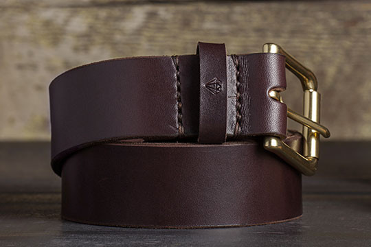Ken Diamond long john blog leather products belts bags moccassins mocasins oxblood leather usa vancouver handmade aged beard craftsman authentic 2003 work us special  (2)