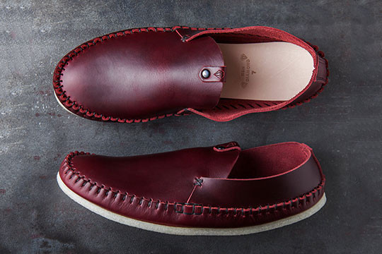 Ken Diamond long john blog leather products belts bags moccassins mocasins oxblood leather usa vancouver handmade aged beard craftsman authentic 2003 work us special  (4)