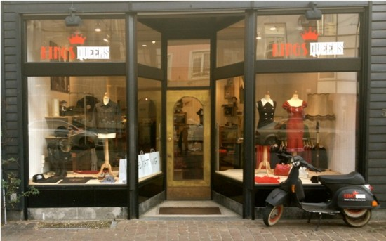Kings & Queens shop store Antwerpen Antwerp jeans denim boots eat dust pike brothers red wing men's file vintage rock and roll LONG JOHN (2)