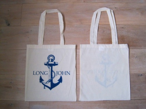 LONG JOHN  totebag Mr. Traveller
