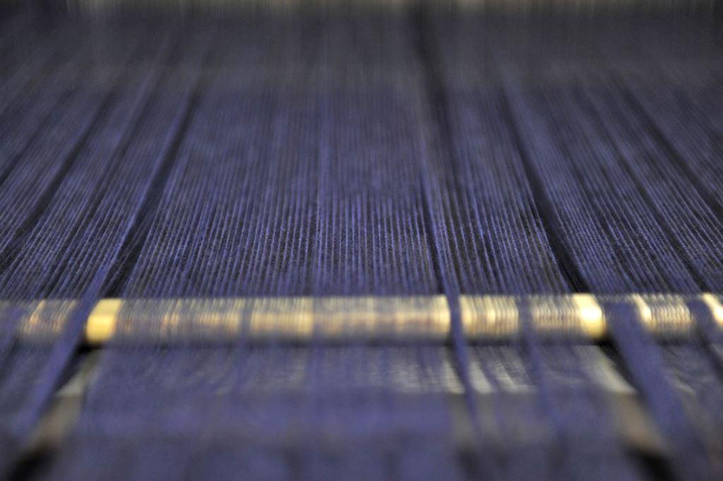 Le Mani by Manifattura 1887 long john blog denim jeans handmade shuttle loom blue indigo selvage selvedge (14)