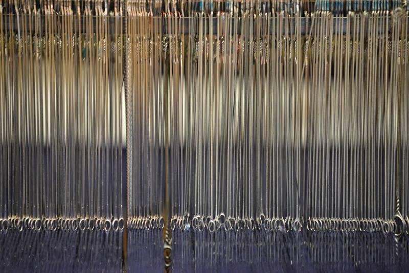 Le Mani by Manifattura 1887 long john blog denim jeans handmade shuttle loom blue indigo selvage selvedge (8)