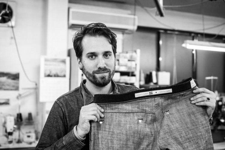 Lennaert-Nijgh-of-Benzak-Denim-Developers-BDD-in-Japan- founder long john blog denim jeans amsterdam holland nl japan