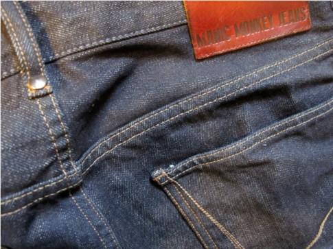 Manic Monkeys Jeans denim Rob Dunk Piero Turk Amsterdam Holland LONG JOHN  (18)