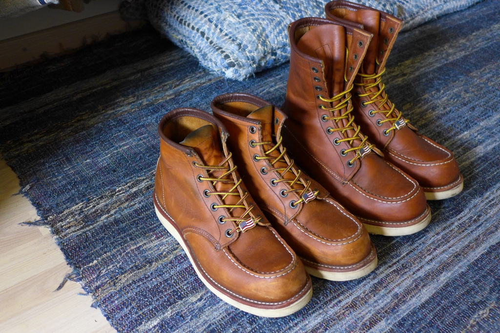 Michael van Hal collector holland long john blog footwear redwing red wing boots goodyear welted goodyearwelted leather boots menswear worn lifestyle addict shoeporn bootporn laces (14)
