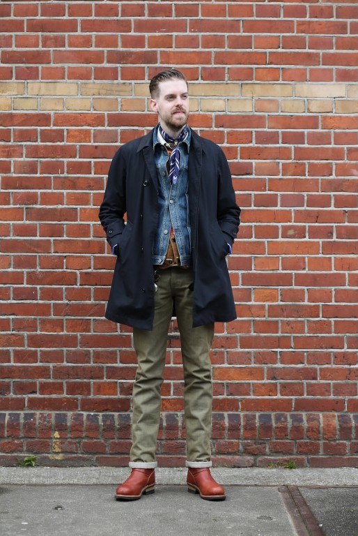Michael van Hal collector holland long john blog footwear redwing red wing boots goodyear welted goodyearwelted leather boots menswear worn lifestyle addict shoeporn bootporn laces (16)
