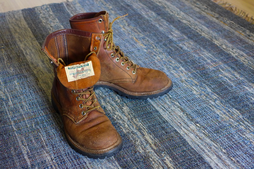 Michael van Hal collector holland long john blog footwear redwing red wing boots goodyear welted goodyearwelted leather boots menswear worn lifestyle addict shoeporn bootporn laces (8)