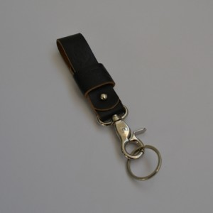 Obbi Good Label (Brave) keyfob collab singapore Horween leather usa LONG JOHN (2)