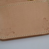 Obbi Good Label (Brave) wallet natural leather collab singapore LONG JOHN (3)