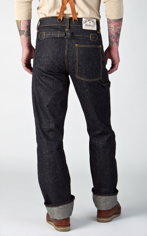 Pike Brothers 1908 Miner Pant Indigo Hemp Denim 14oz longjohn denim jeans long john blog blue selvage selvedge pants pant pantalon miners usa gold rush (3)