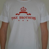 Pike Brothers jeans denim Germany collab t-shirt LONG JOHN (2)