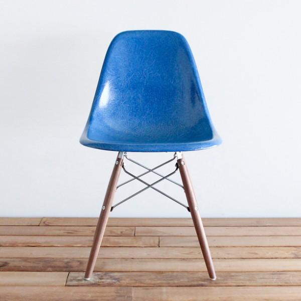 Eames fifties vintage furniture long john blog fiberglass vitra chair