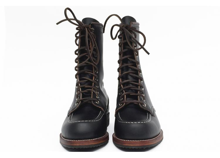 Red Wing Shoes 2015 Huntsman Boot in Black Klondike long john blog boots usa goodyear welted handmade leather rw redwing redwings laces new limited edition (1)