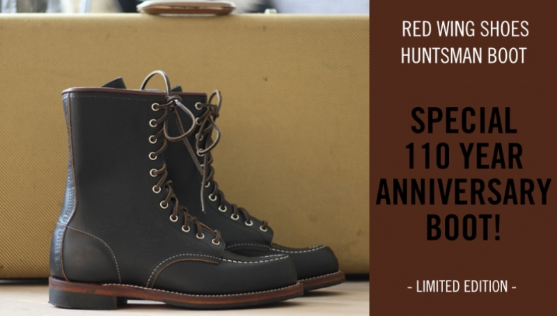 Red Wing Shoes 2015 Huntsman Boot in Black Klondike long john blog boots usa goodyear welted handmade leather rw redwing redwings laces new limited edition (2)