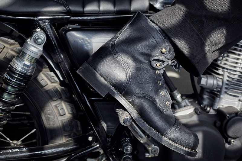 Red-Wing-Wrenchmonkees-boots long john blog collab usa workwear black bikers bikes usa goodyear welted rough leather limited 666 pairs only 2015 denmark  (4)