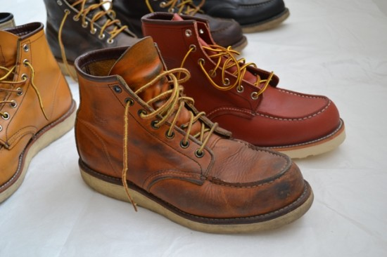 New Red Wing Shoes 8131 Oro-Russet in My RW Collection - Long John