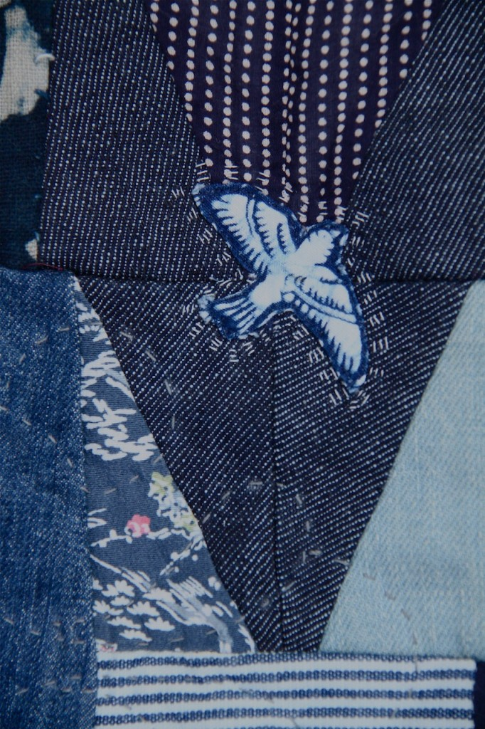 Roos Dijkstra Amsterdam Toile de Chine vintage Japanese rags denim jeans pieces handmade authentic LONG JOHN (5)