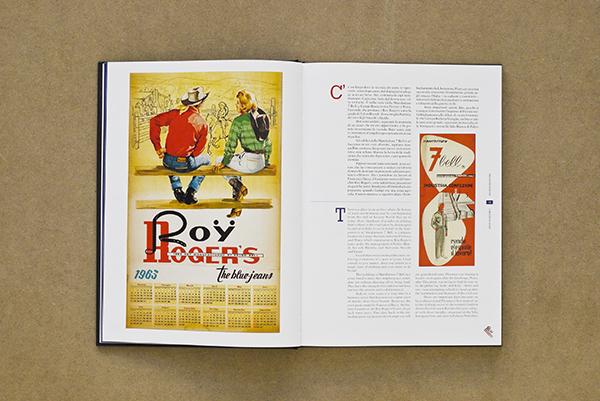 Roy Rogers Jeans denim lookbook historie book Italy vintage denim authentic LONG JOHN (4)