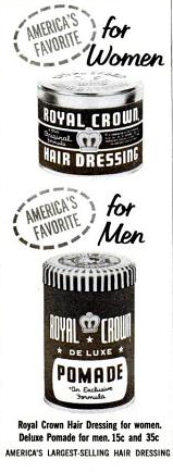 Royal Crown pomade haircare Johnny Cash LONG JOHN (1)