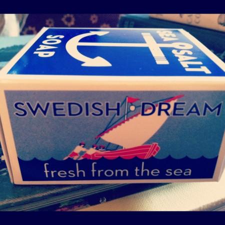 Sea salt soap Swedish Dream LONG JOHN (4)