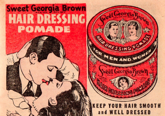 Sweet Georgia Brown pomade blue strong haircare LONG JOHN (4)