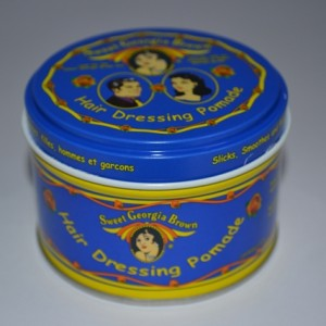 Sweet Georgia Brown pomade blue strong haircare LONG JOHN (5)
