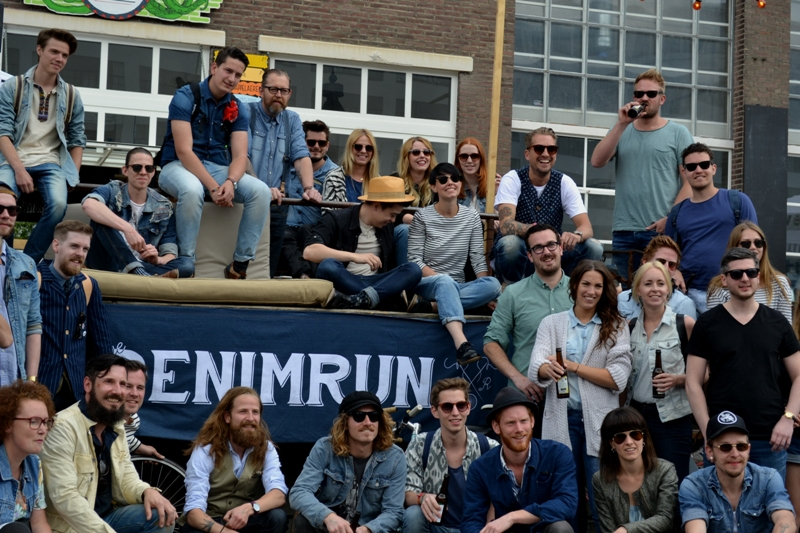 The denim run eindhoven holland long john blog wing mok emiel gerardu south of holland bikers bicycle customized fixies ketelhuis bbq strijp-s part 2 second edition wheels denim people denimheads blue raw rigid  ( (33)