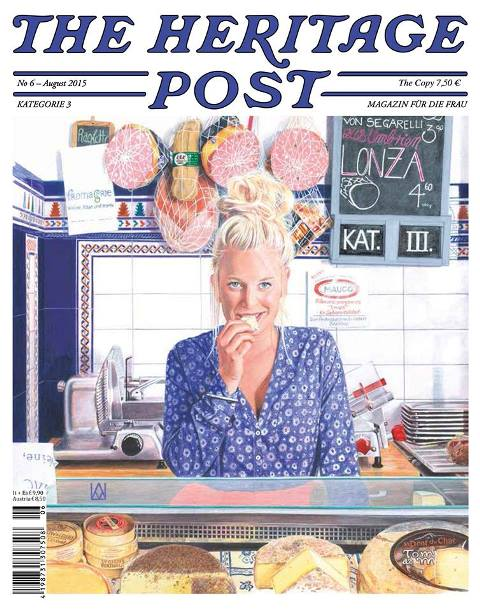 The heritage post women august 2015 long john blog magazine book heritage vintage uwe van afferden dusseldorf