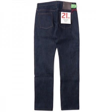 Unbranded jeans denim 221 21 Oz. Indigo Tapered Rue + State webshop LONG JOHN  (7)