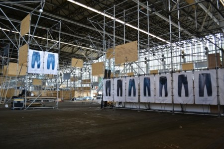 Worn-Out Projects by LONG JOHN Modefabriek fashion fair Amsterdam NL SS12 Wouter Munnichs (8)